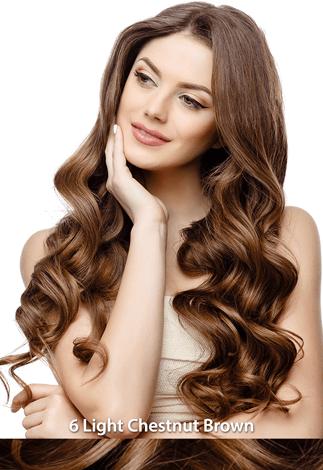 Our Hair Extensions Colors Dubai 1