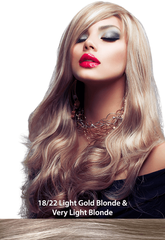 Our Hair Extensions Colors Dubai 16