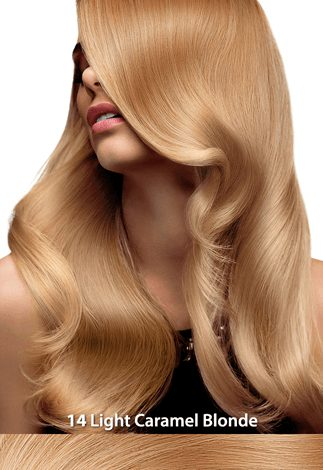 Our Hair Extensions Colors Dubai 18