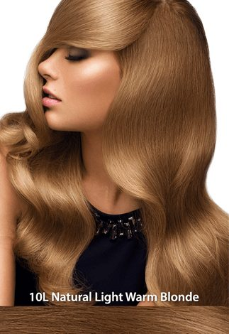 Our Hair Extensions Colors Dubai 24