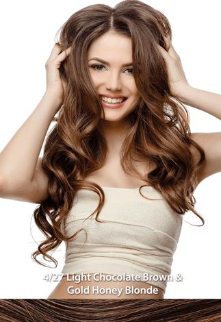 Our Hair Extensions Colors Dubai 3