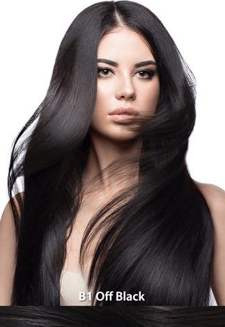 Our Hair Extensions Colors Dubai 9